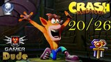 Crash Bandicoot N. Sane Trilogy - Часть 1 Реликт 20