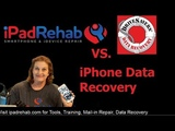 iPad Rehab beats Drivesavers LIVE iPhone 7 Data Recovery