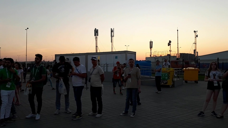 20.06.2018. Ростов-на-Дону, Ростов-арена