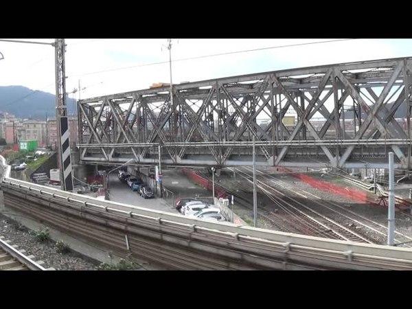 2016-03-19 Porte Aperte La Spezia Migliarina - Viaggio Ronco Scrivia - Genova Piazza Principe