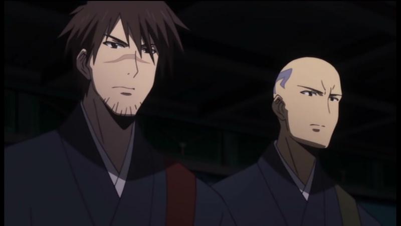Принцесса немертвых Чёрная хроника Shikabane Hime Kuro - 12 серия [AniDub]