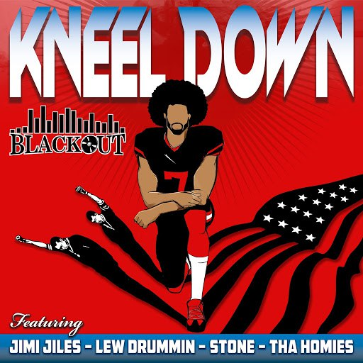 Blackout альбом Kneel Down