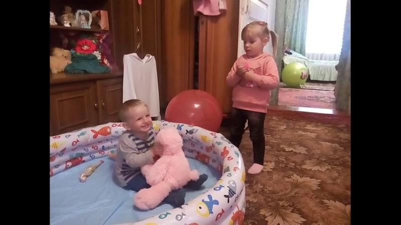 Ілля і Софійка