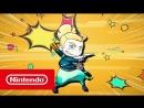Sushi Striker: The Way of Sushido — Караоке-версия музыкальной темы (Nintendo Switch & Nintendo 3DS)