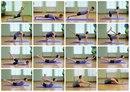 Комплекс упражнений направленный на укрепления мышц спины и улучшение подвижности позвоноч…