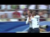 ЧМ-2006. Гол Дэвида Бекхэма в ворота Эквадора