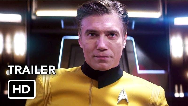 STAR TREK DISCOVERY Season 2 Comic-Con Trailer [HD] Sonequa Martin-Green, Doug Jones, Shazad Latif