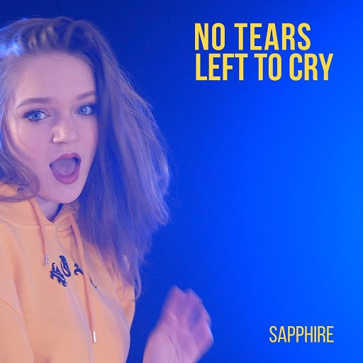 Sapphire альбом No Tears Left to Cry