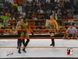 Rob Van Dam & Jeff Hardy vs Eddie Guerrero & Booker T