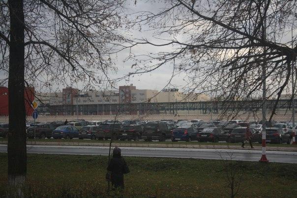 Огромный завод
