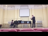 Борисов Руслан - Gabriel Faure -Fantasie
