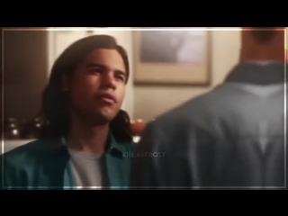 The Flash - Cisco Ramon vine