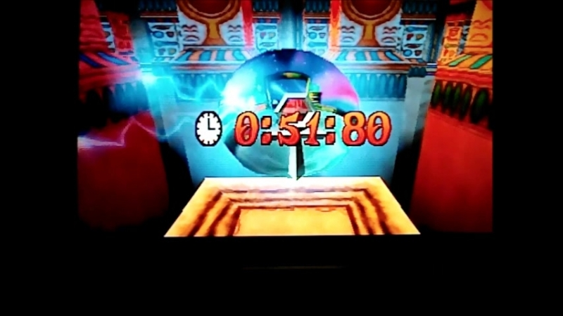 Crash Bandicoot 3 Warped (NTSC-U).Sphinxinator. Time Trial. 5180. Ого! Это и Стани не стыдно показать.