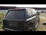 В разборе Land Rover Range Rover (Ленд Ровер Рендж Ровер Вог) ДВС 4.4 285л.с. 448S2 (M62) АКПП 4WD 2004г.