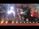 Выступление группы Комбинация на фестивале ФИФА 22 июня 2018 года