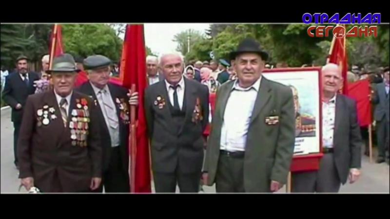 Отрадненцы в Великой Отечественной войне документальный фильм (2004-2018)