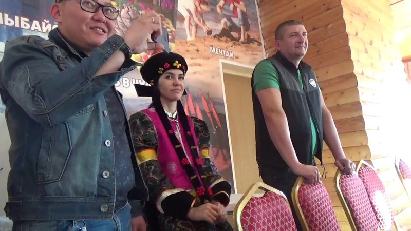Бурятская свадьба Кэшбери, репортаж от AlekZ(c) 04.05.18