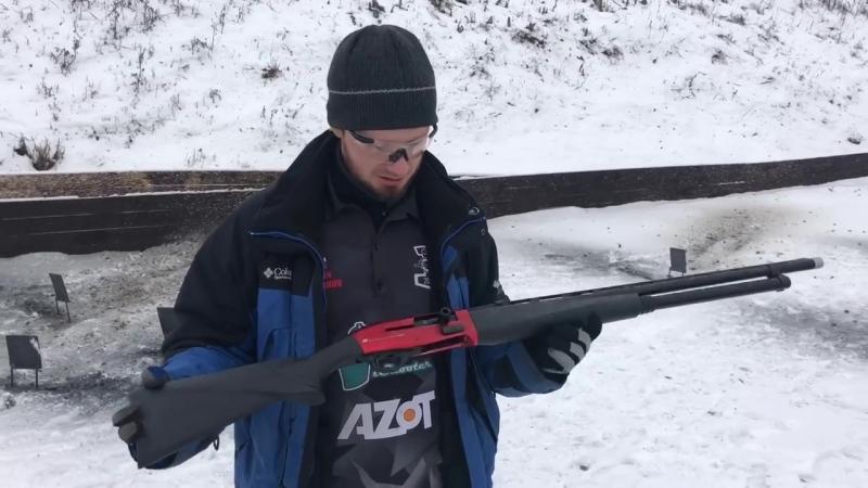 Обзор ружья Armsan A challenge применительно к IPSC (практическая стрельба)