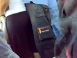 Фроттаж (фроттеризм) в общественном транспорте