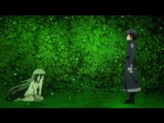 [AniDub] [08] Рапсодия о долгом странствии по иному миру | Death March kara Hajimaru Isekai Kyousoukyoku (Berial, Jade, Trina_D)