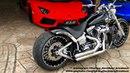 Harley-Davidson FXSB Breakout Custom (Manabu from Japan)
