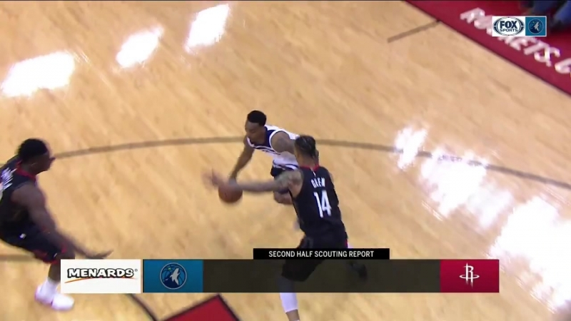 NBA PLAYOFFS 2018 | Minnesota Timberwolves vs. Houston Rockrts | West 1st ROUND (25.04.2018 | G5)