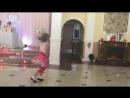Вероничка Танец ставила Даря