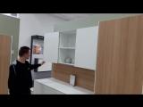 Сдвижные двери на кухне. В гостях у Hettich.