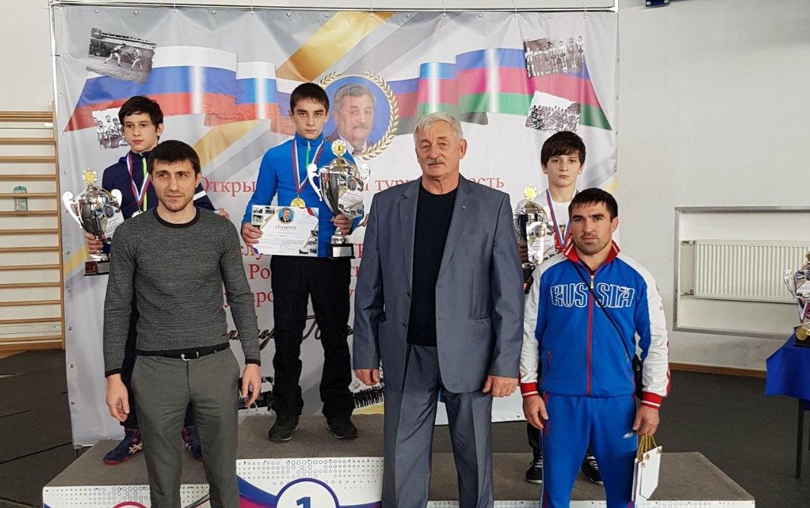 Вольники из Сторожевой золотые призеры краевых соревнований в Краснодаре