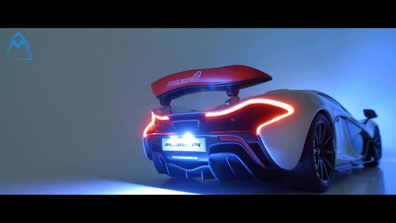 DIECAST MODELS VIP}}} McLaren P1 AUTOart LED Diecast Car 1500$$$ {{{ 2017 HD