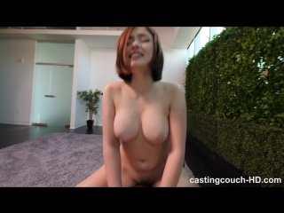 Aria [ interracial , doggystyle , bbc big tits ass dick fuck suck blowjob black swallowed bitch whore slut booty casting ]