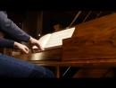 Johann Pachelbel - Aria Quarta [Hexachordum Apollinis] - Wim Winters, clavichord