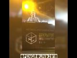 DJ List @ Открытое Пространство 2018
