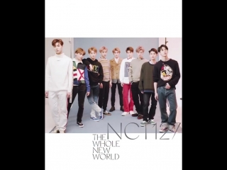 180427 NCT 127, ELLE KOREA May Issue.