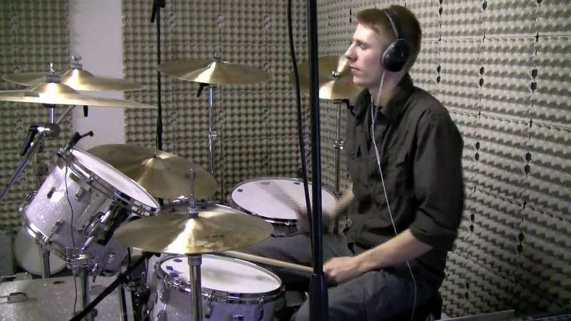 Green Day Jesus Of Suburbia Drum Cover