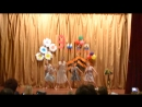 Военно-патриотический танец Кукушка коллектив Ритм п. Соколье