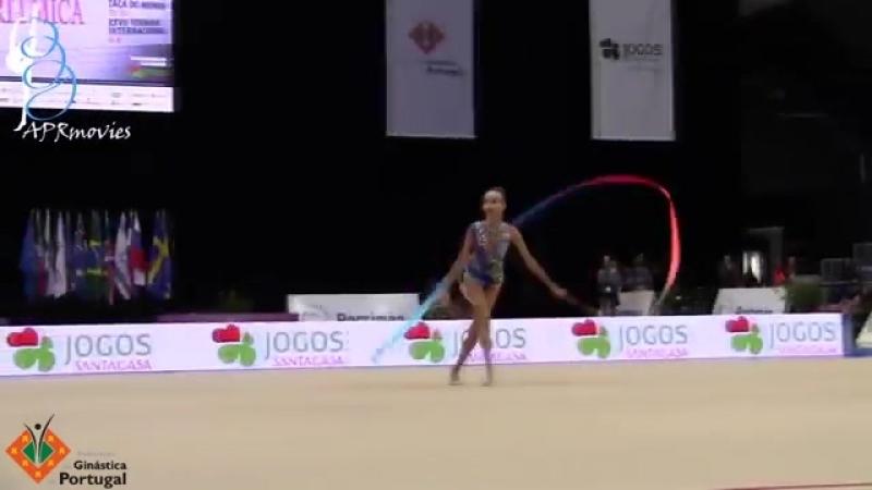 Александра Скубова лента Международный турнир юниорок Портимао,Португаия 2018