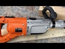 Обзор отбойного молотка (SDS MAX LARGE DEMOLITION HAMMER) AEG PM 10E