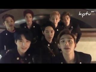 KPTV   Lucas x Jungwoo