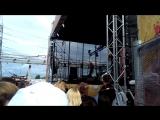 Pyrokinesis & Sted. D- рождённый в бездне, самое грустное диско, аквариум, сахарная вата (Rhymos Show Live видео 5)