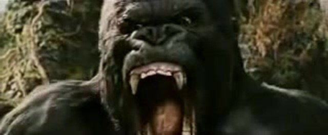 King kong sing-along