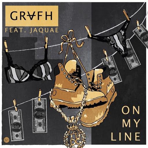 Grafh альбом On My Line (feat. Jaquae)