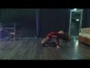 В первый раз сочинила танец сама!)