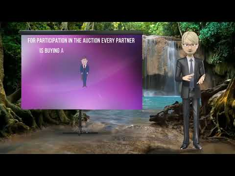 WATERFALL CLUB THE NEW PROGRAM AND AUCTION! SUPER PROJECT!
