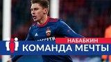 Команда мечты Кирилла Набабкина