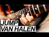 Jump Van Halen - Guitar Solo