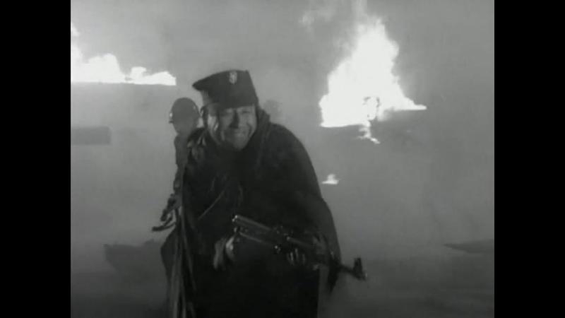 Четыре танкиста и собака (1970). 18 серия. Уличные бои в пригороде Берлина