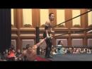 Fuminori Abe vs Trans Am Ryuichi BASARA Vajra 61 ~ Seishun Suiko Den ~