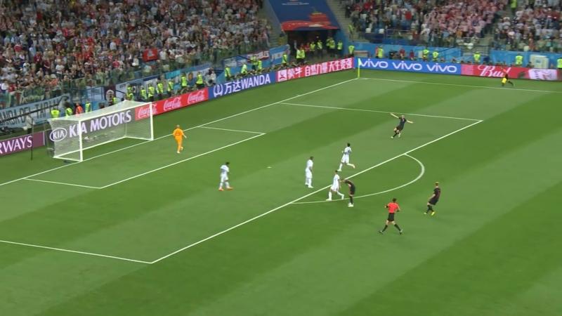 ЧМ2018 Аргентина - Хорватия 0:3 обзор 21.06.2018 HD