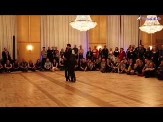 Sweden Westie Gala 2018, Alesya Kovaleva and Tomasz Koniarz